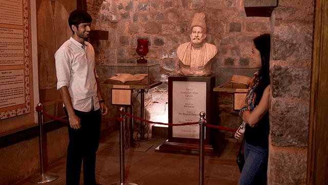 Hitesh Bhardwaj: Retake after retake at 'Ghalib Ki Haveli' in Old Delhi