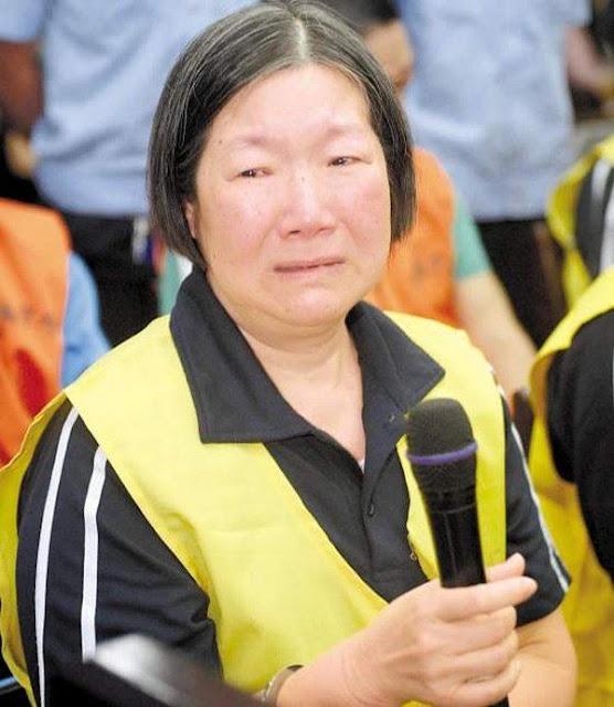 Nữ quan tham nổi tiếng Trung Quốc gần 60 tuổi vẫn có hơn chục tình nhân trẻ, trong đó có cả con rể