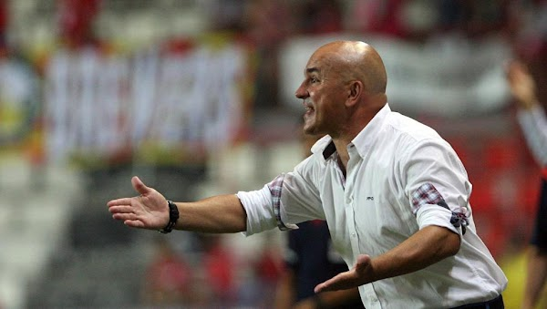 "Sampedro - Lugo -: ""No me interesa que Pellicer sepa si voy a jugar así o si voy a hacer aquello"""