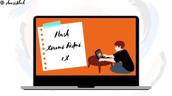 Cara Flash Xiaomi Redmi 4X Global (100% Work)
