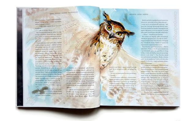 Harry Potter - edycja ilustrowana, wydanie ilustrowane