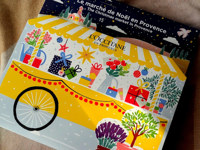 L'Occitane Holiday 2020 |  Advent Calendar & Holiday Ornaments