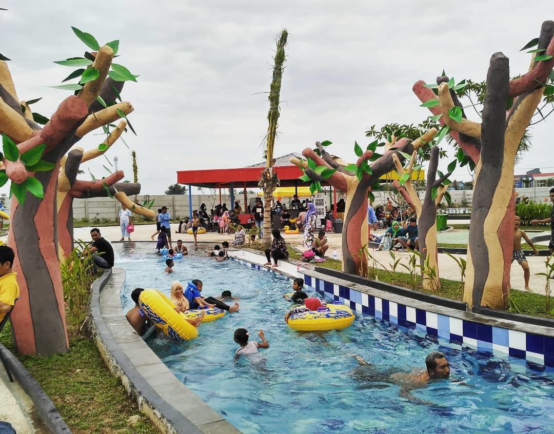 Tiket Kraton Waterpark