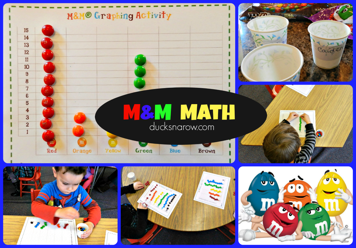M Amp M Math