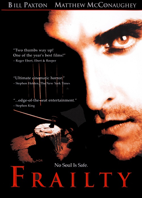 فیلم دوبله: سرزمین مجازات 2001 Frailty
