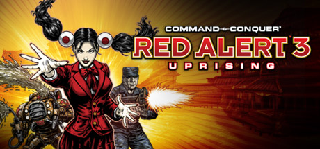 Command and Conquer Red Alert 3 Uprising Free Download