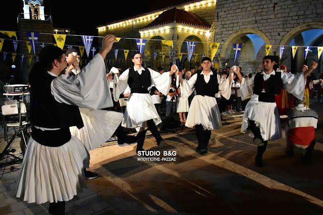 Συναυλία μνήμης και τιμής στο Άργος για τα 200 χρόνια της Ελληνικής Επανάστασης