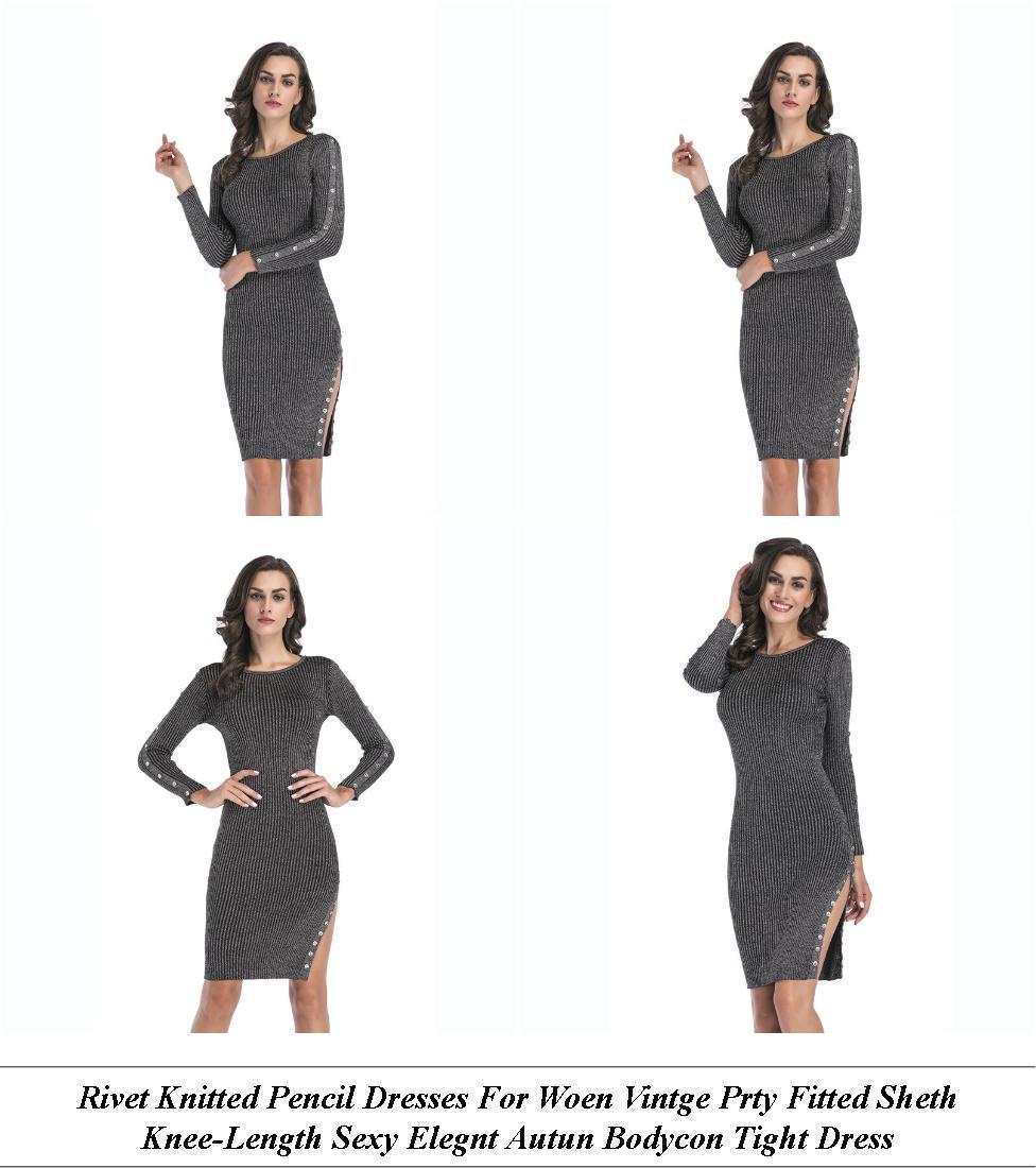 Summer Dresses For Women - Dress Sale Clearance - Gold Dress - Cheap Clothes Shops