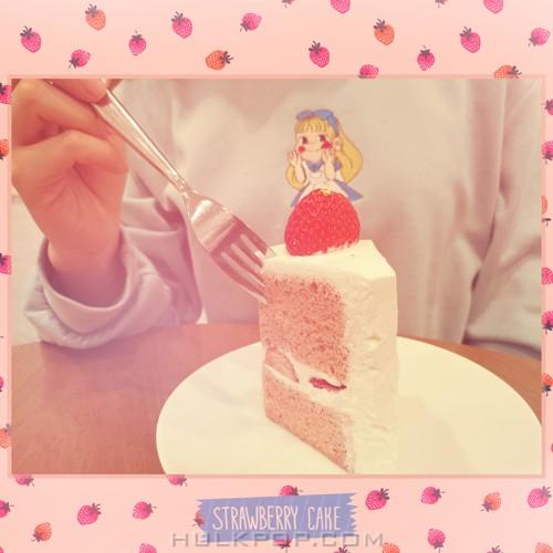 Lee Kyeol – Strawberry Cake – Single