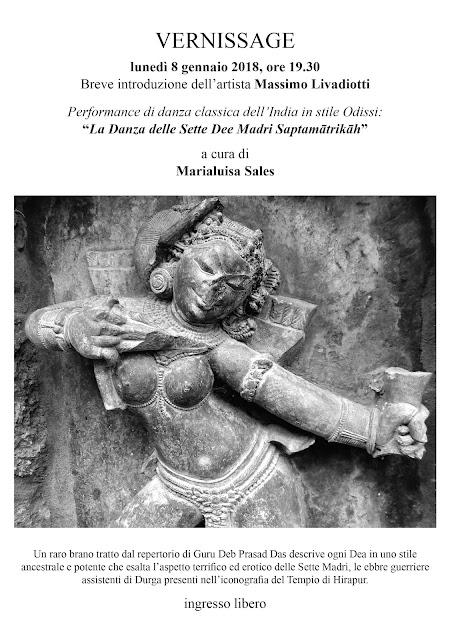 Danza Tempio delle Yogini di Hirapur