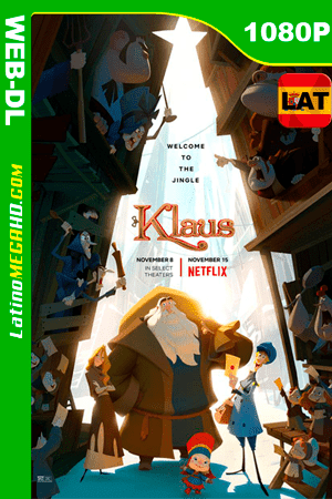 Klaus (2019) Latino HD WEB-DL 1080P ()