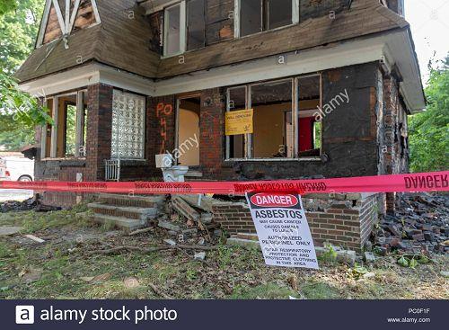 Asbestos House Demolition