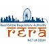 Legal Consultants at The Real Estate Regulatory Authority (RERA) of NCT Delhi -last date 20/01/2019