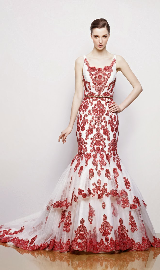 Enzoani is Off to a Golden Start with Their 2014 Collection - Belle ...