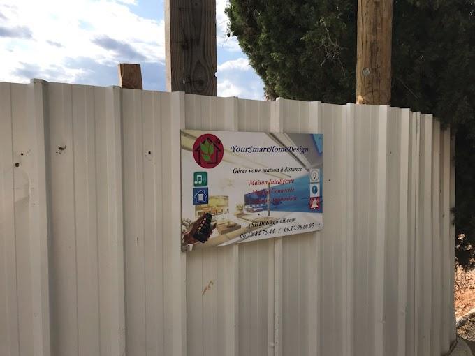 Ouverture d'un nouveau chantier pour une villa premium