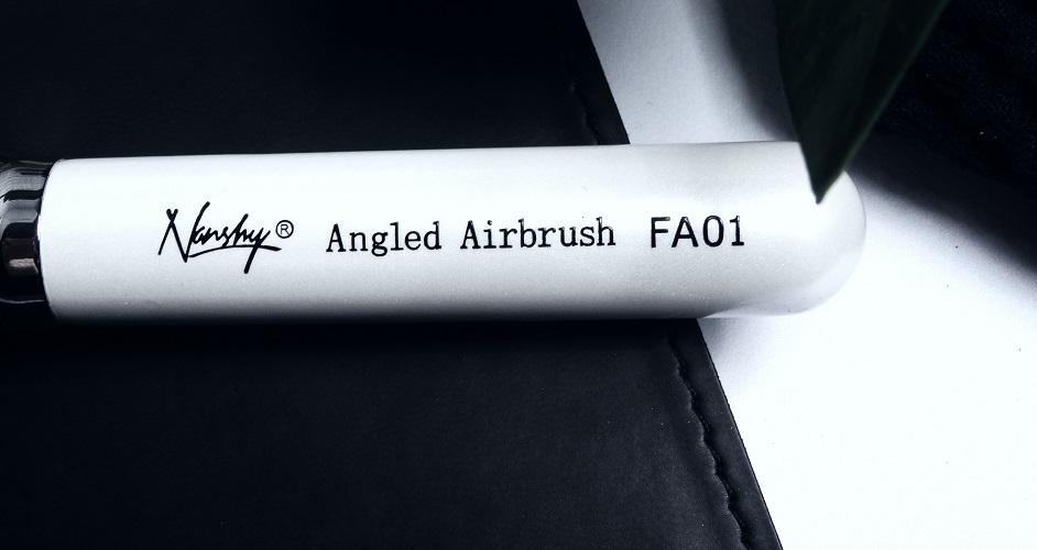 ANGLED AIRBRUSH FA01 - DO PODKŁADU I KONTUROWANIA