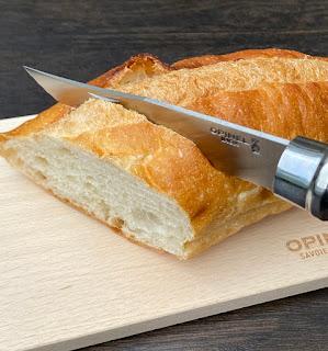 オピネル ブレッドナイフ