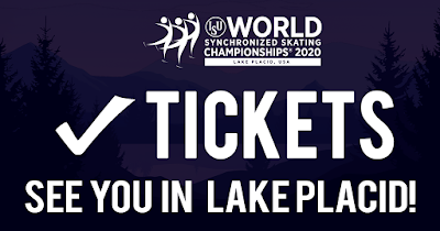 Hope to see you in Lake Placid this April!