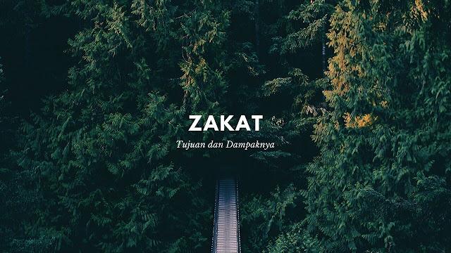 Tujuan Zakat