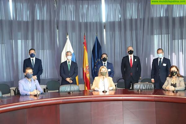 El Gobierno canario prorroga el convenio con cinco entidades bancarias para facilitar el acceso al crédito agrario
