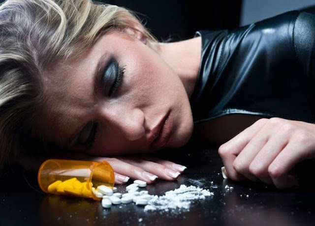 أكثر 10 مخدرات إدمانا في العالم