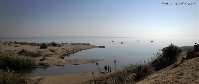 بحيرة قارون - وادى الريان