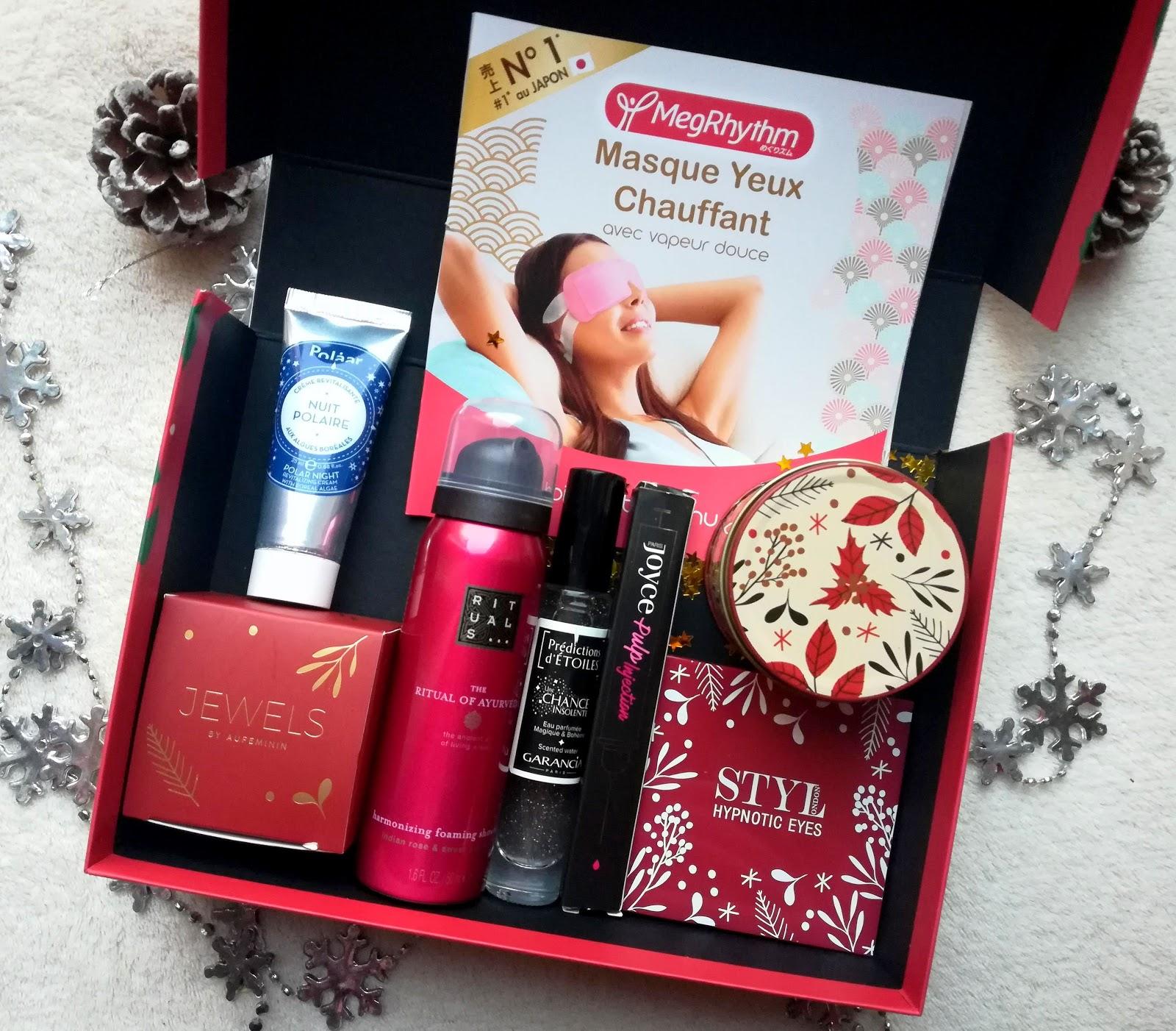 La BEAUTIFUL BOX by Au Féminin de Décembre 2019 : Fairy Christmas!
