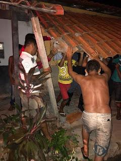 Assaltantes sofrem acidente durante fuga e PM recupera moto roubada em Chapadinha