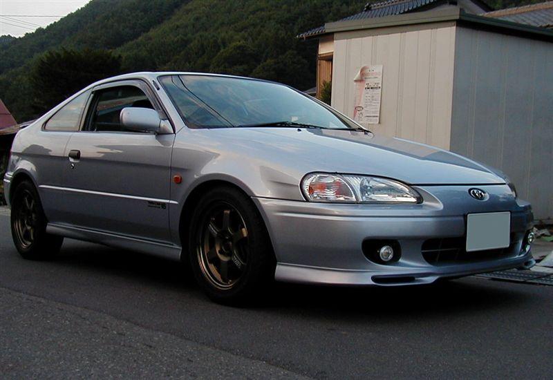 Toyota Paseo Cynos niedrogie coupe japońskie  日本車