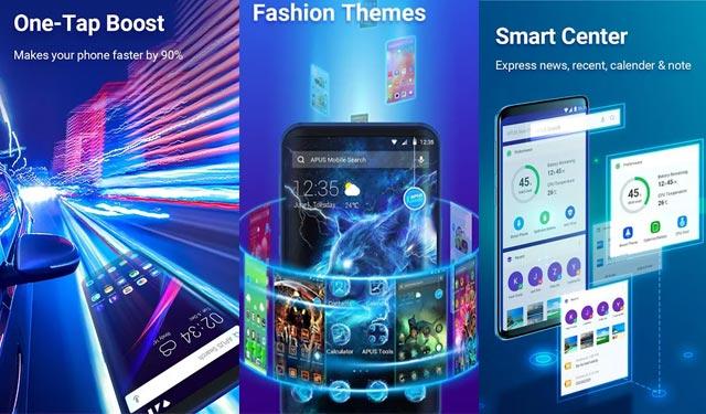 Apus Launcher Android Terbaik