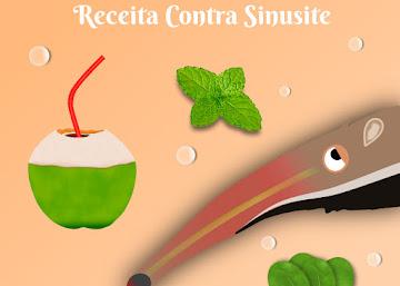 Receita Contra Sinusite: Suco de Espinafre com Hortelã e Água de Coco