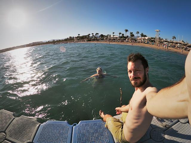 The Red Sea; Sharm, Egypt