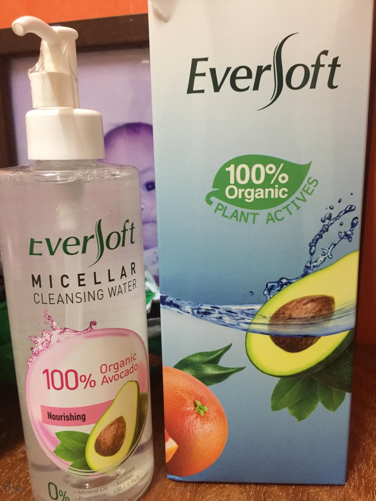 eversoft malaysia, miceller cleansing water, miceller cleansing water review, pembersih mekap