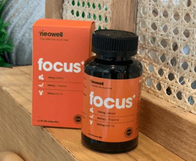 Viên uống bỗ não tăng cường tập trung neowell focus là gì