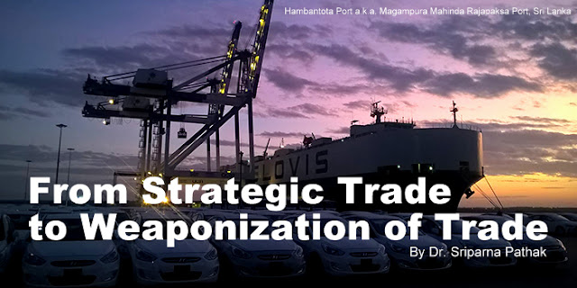 From Strategic Trade to Weaponization of Trade