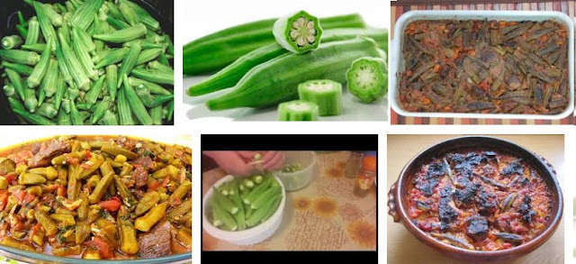 Albanian okra most wanted in foreign market