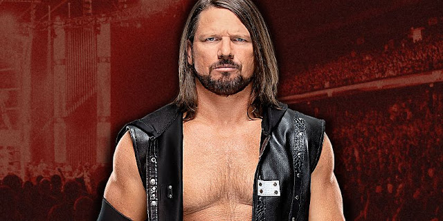 AJ Styles - Ricochet Feud To Begin On RAW, Handicap Match Announced, Drew Gulak on Cruiserweight Title Win