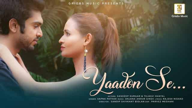 यादों से Yaadon Se Lyrics In Hindi - Sapna Pathak