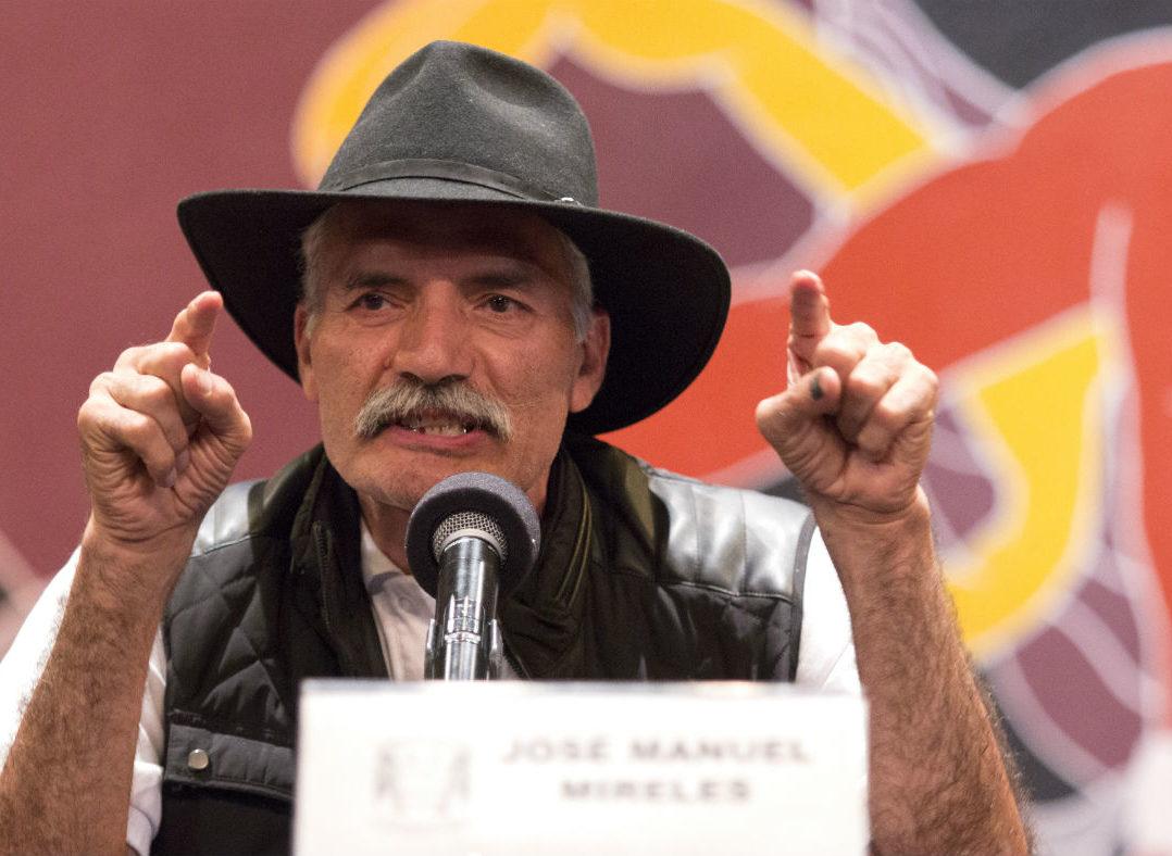 Mireles aún puede ser candidato plurinominal de Morena, dice magistrado del Tribunal de Michoacán