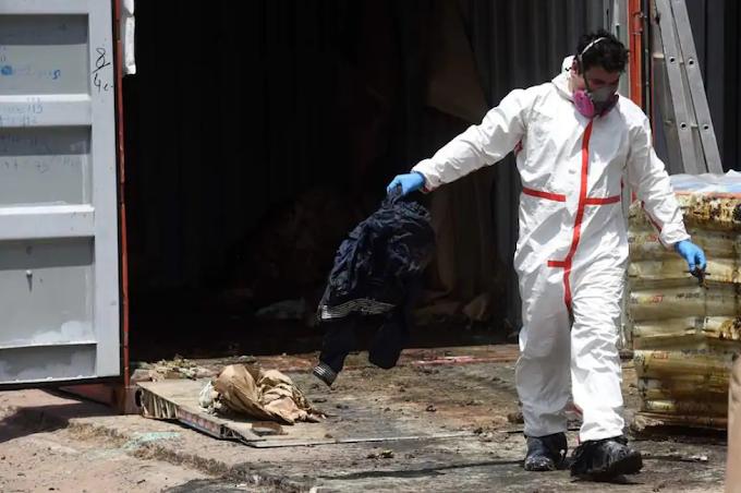 Paraguay, container dell'orrore: i corpi di sette clandestini trovati dopo un viaggio di tre mesi