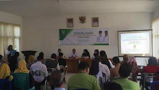 Disnaker Kota Cirebon Mulai Sosialisasi UMK 2020 Ke Perusahaan