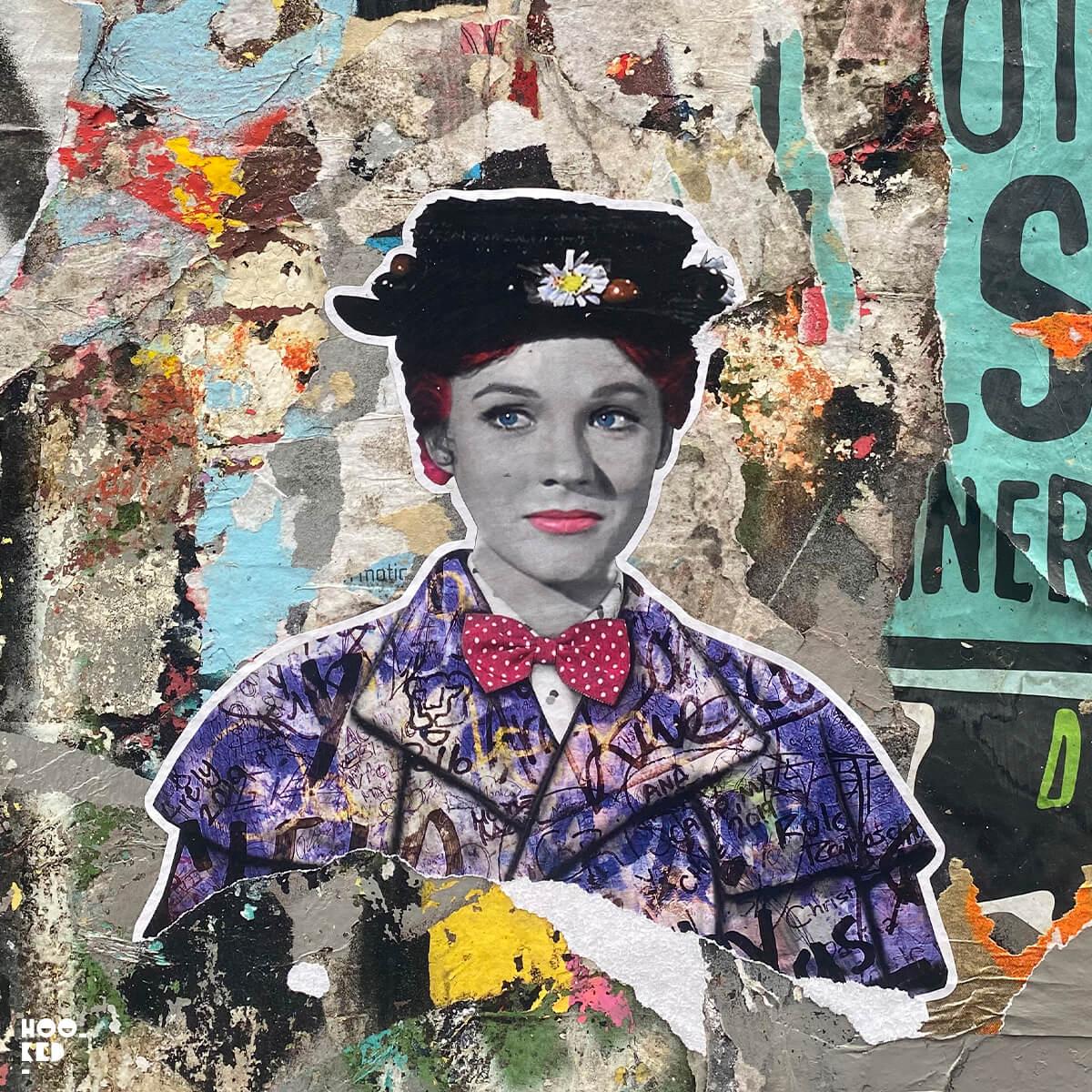 5 Shoreditch Street Art Hotspots for Paste-ups - The Postman