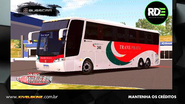 BUSSCAR JUMBUS 360 - VIAÇÃO TRANSPRATA TURISMO