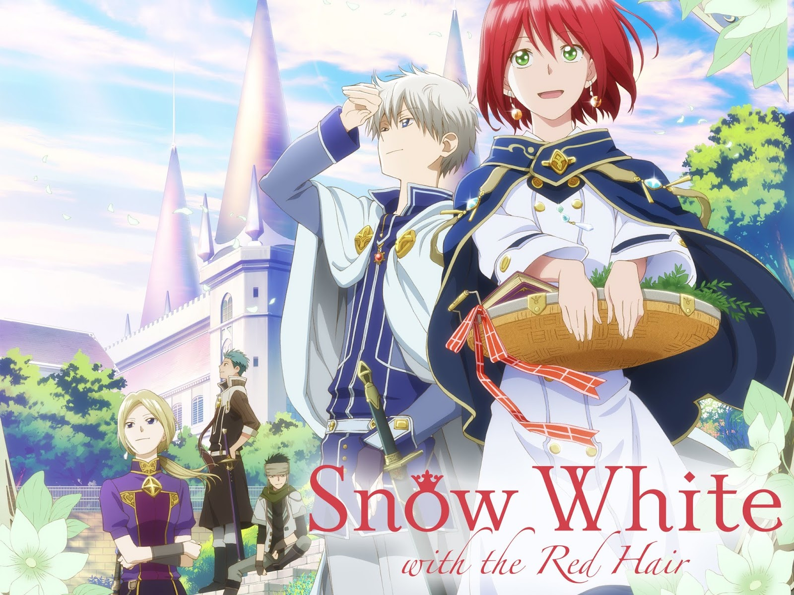 Adventures In Anime 3 Snow White With The Red Hair Hello Chelly