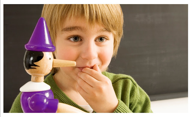 الكذب عند الأطفال أنواعه .. أسبابه وعلاجه