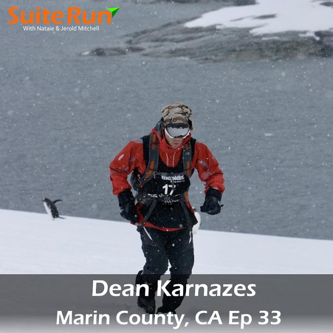 Marin County, CA with Dean Karnazes: Running In Ultramarathon Territory