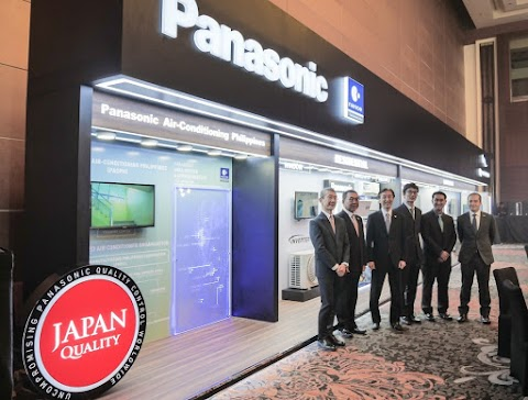 Panasonic Air Conditioning Philippines Welcomes a New Decade