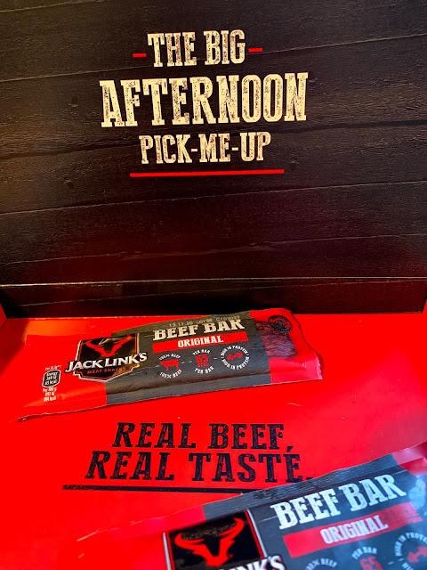 Jack Link's 100% beef bars