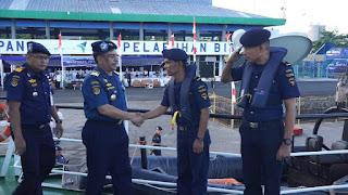 Tiga Kapal Coast Guard Indonesia Berangkat Ke Filipina