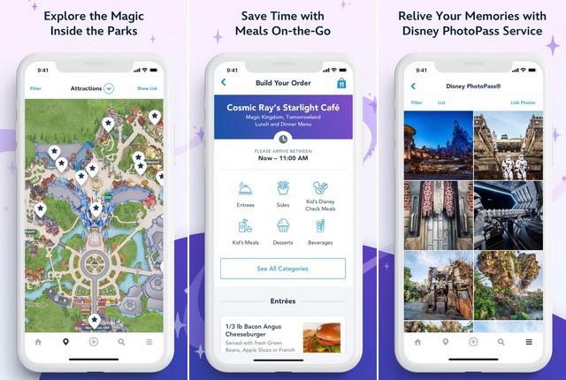افضل تطبيقات ديزني Disney للايفون